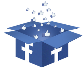 image: image of Facebook box