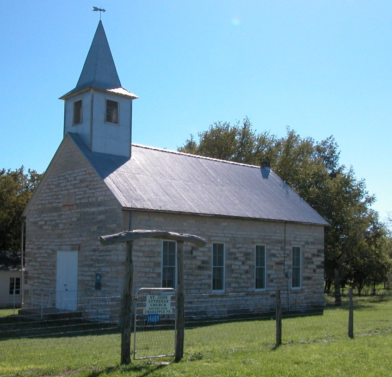 photo of St. John Lutheran Church