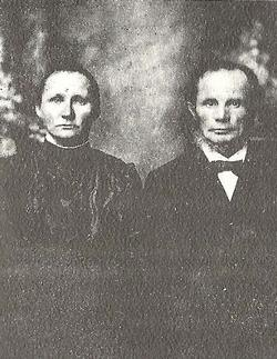photo of Rev. and Mrs. Michael Haag