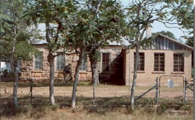 photo of Luckenbach School